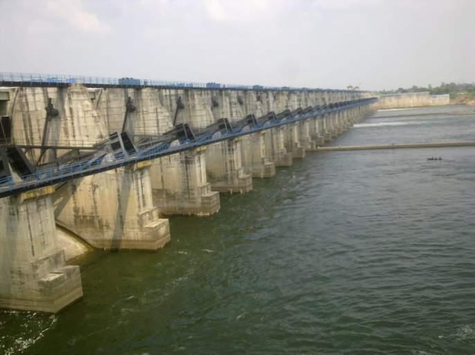Palakhed, Punegaon, Tisgaon dams are 100 percent full   पालखेड, पुणेगाव, तिसगाव धरण शंभर टक्के भरले