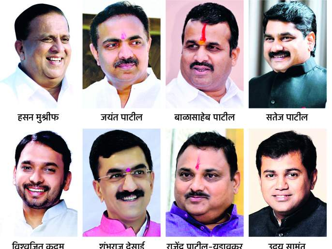Ministers, get out of Chakori now! | मंत्र्यांनो, आता चाकोरीबाहेर पडा!