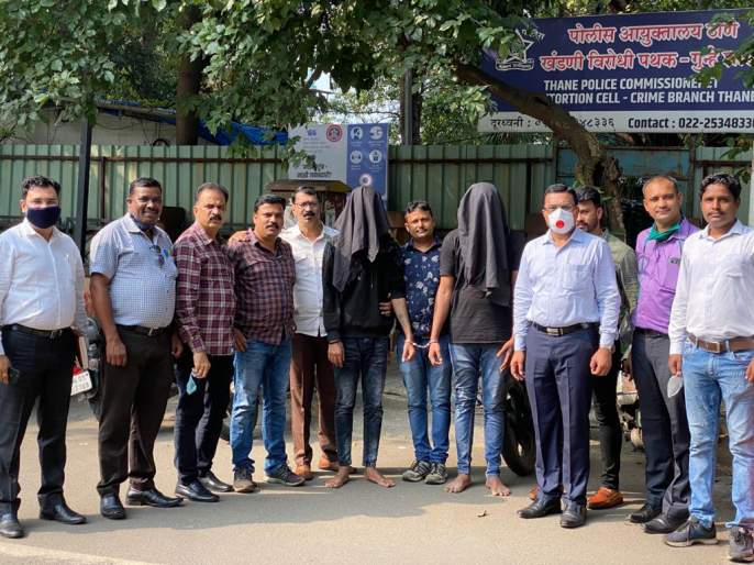 Ulhasnagar builder firing case: Accused arrested in just 24 hours | उल्हासनगरच्या बांधकाम व्यावसायिकावर गोळीबार: आरोपी अवघ्या २४ तासात जेरबंद
