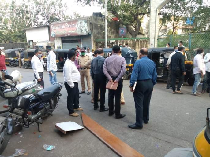 MNS office bearer Jamil Sheikh killed in Thane | ठाण्यात दिवसाढवळया मनसे पदाधिकारी जमील शेख यांची हत्या