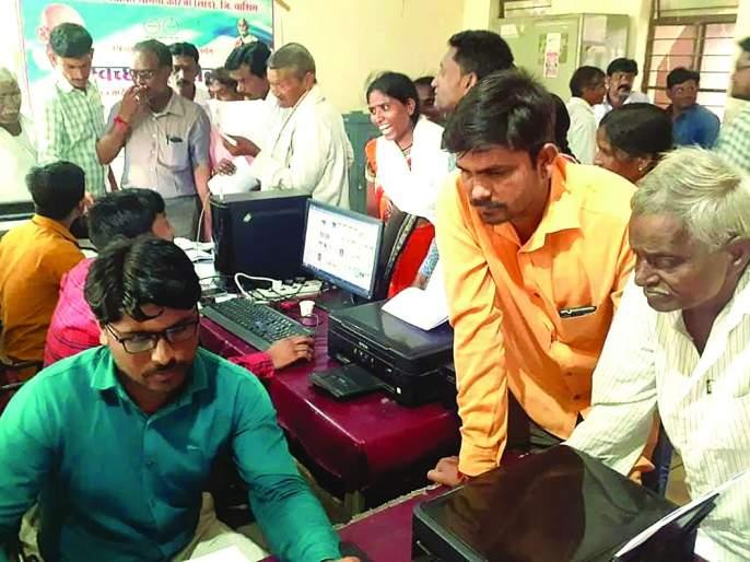 Farmers' Response to Name Registration Campaign in PM farmer honorium Scheme | मानधन योजनेत नाव नोंदणी मोहिमेस शेतकऱ्यांचा प्रतिसाद