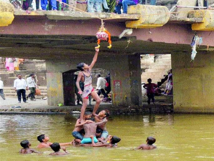 Govinda Ray Gopala's alarm | 'गोविंदा रे गोपाळा'च्या गजर