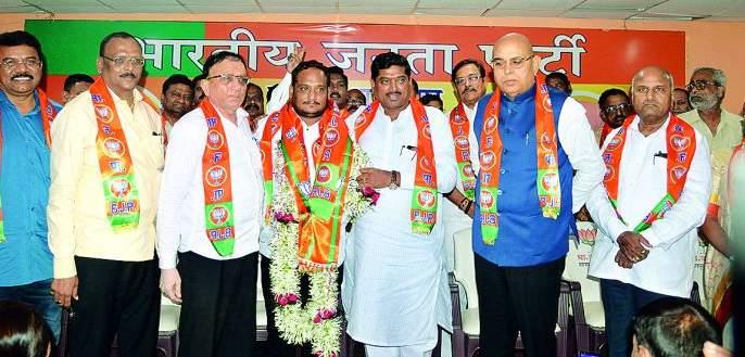 The organizational event of Nagpur BJP from July 6 | नागपूर भाजपाचे संघटन पर्व ६ जुलैपासून