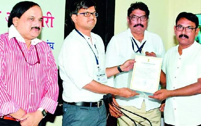Sunil Mendhe has 6 lakh 50 thousand records   सुनील मेंढे यांना ६ लाख ५० हजार विक्रमी मते