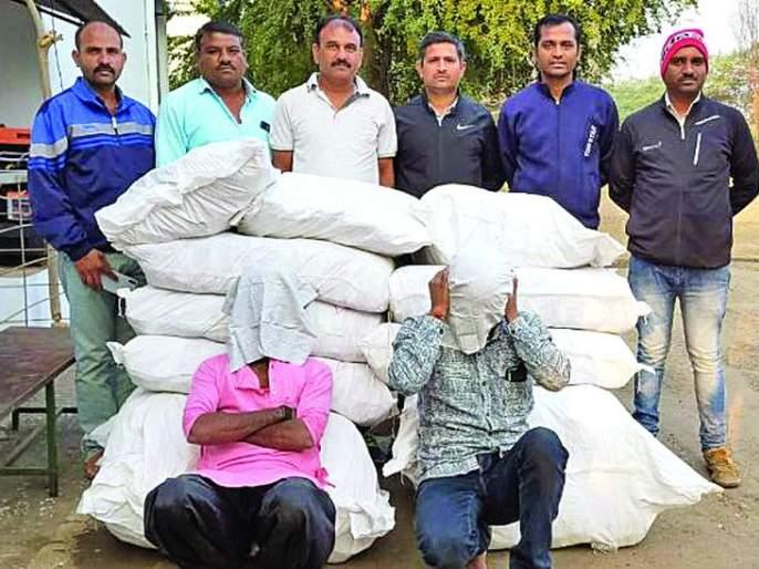Gutkha seized in Chikhali, Sindhkhedraj   चिखली, सिंदखेडराजात २.४० लाखांचा गुटखा जप्त