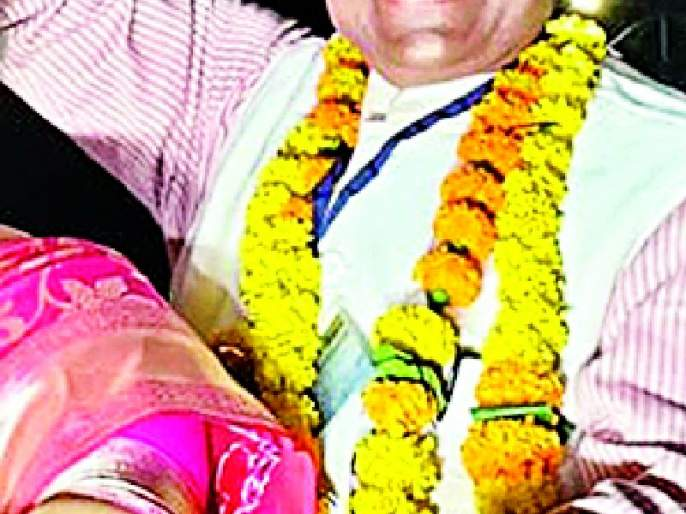 Maharashtra Election 2019 ; Winning Hat Trick: The public felt the basic development work in five years | Maharashtra Election 2019 ; विजयाची हॅटट्रीक : पाच वर्षातील पायाभूत विकासकामे जनतेला भावली