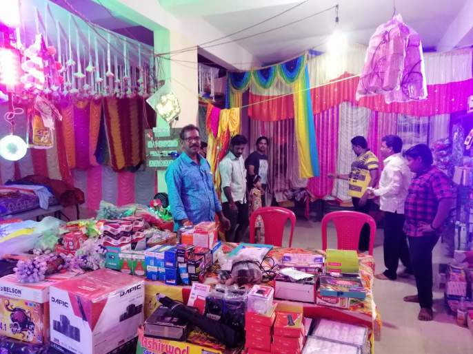 Preparations for the cheerful Ganesh Festival begin! | आनंददायी गणेशोत्सवासाठी भाविकांची जय्यत तयारी सुरू !