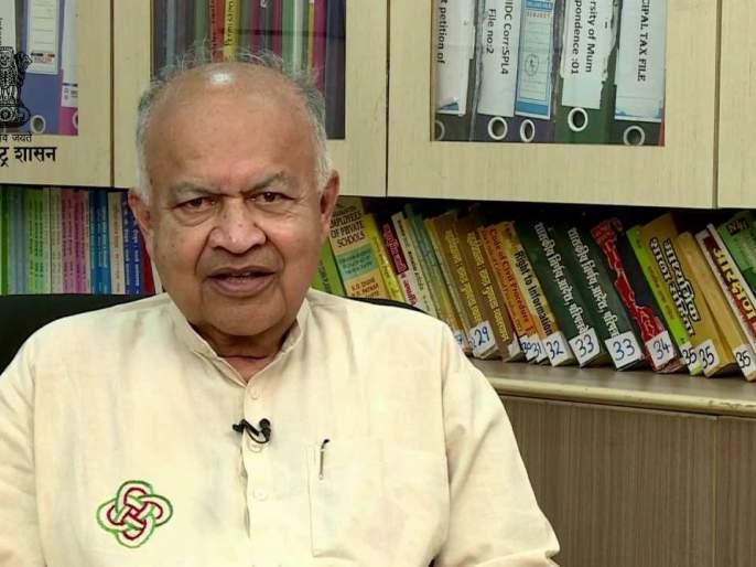 Dr. Jayant Narlikar Sahitya Sammelanadhyaksha   डॉ. जयंत नारळीकर साहित्य संमेलनाध्यक्ष