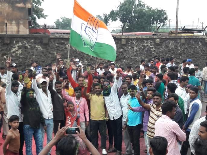 Shiv Sena's arrow misses target, BJP-NCP's Balekti Shabbat, Congress 'revival' | शिवसेनेच्या बाणाचा लक्ष्यभेद चुकला, भाजप-राष्ट्रवादीचा बालेकिल्ला शाबूत, काँग्रेसला संजीवनी