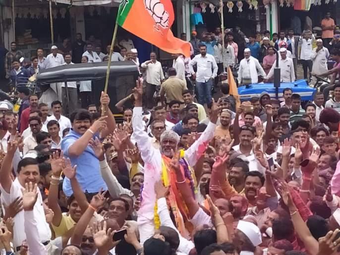 Nashik, Baglan, Dilip Borse vs Dipika Chavhan | नाशिक निवडणूक निकाल : बागलाणमधून भाजपचे दिलीप बोरसे विजयी