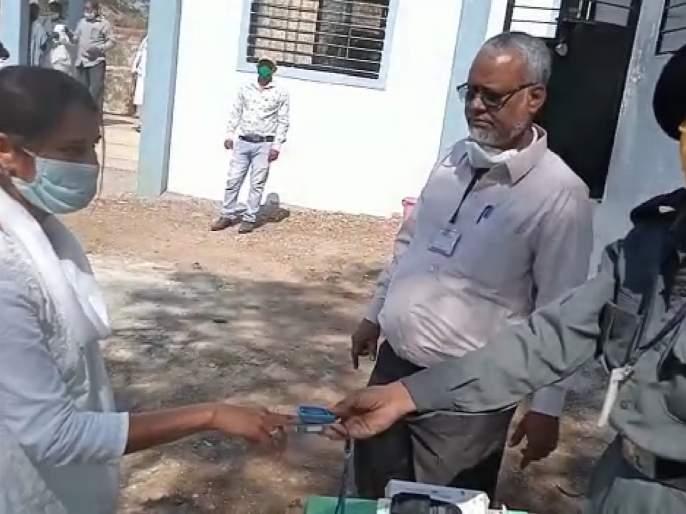Dry run in Surgana taluka under Kovid-19 | कोविड - १९ अंतर्गत सुरगाणा तालुक्यात ड्राय रन