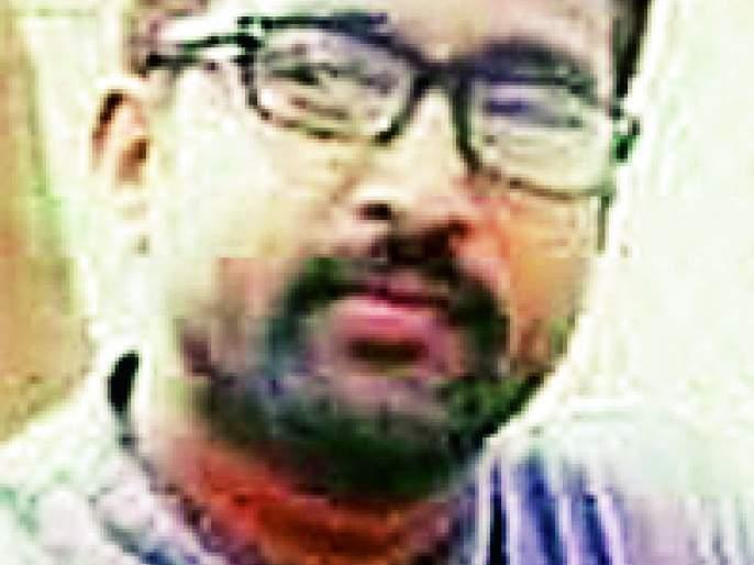 Accident teacher killed on Kalamb-Ralegaon road | कळंब-राळेगाव मार्गावर अपघातात शिक्षक ठार