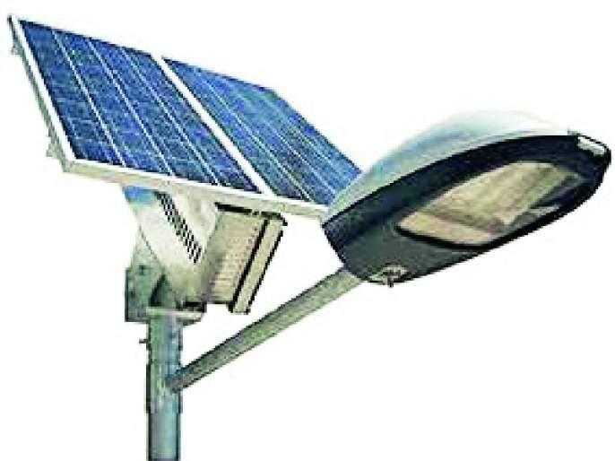 Focus of solar highmasters on ashram schools   आश्रमशाळांवर सोलर हायमास्टचा फोकस