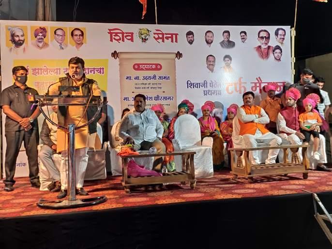 Big list of rich people to join Shiv Sena: Uday Samant | शिवसेनेत प्रवेशासाठी मातब्बरांची मोठी यादी: उदय सामंत