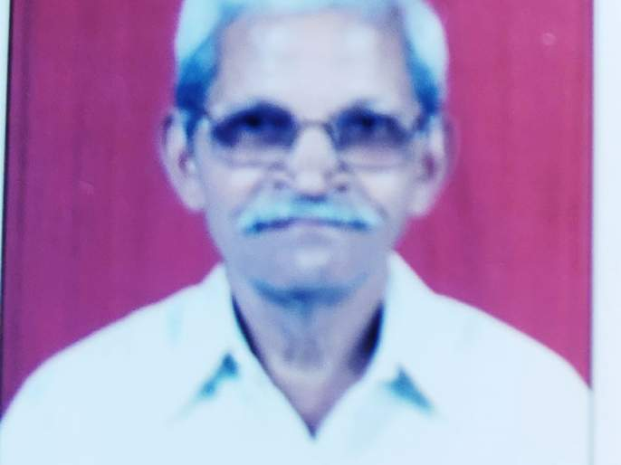 Dakshin Maharashtra Sahitya Sabha honors Madhav Kamat, Ashok Bhoite   दक्षिण महाराष्ट्र साहित्य सभेतर्फे माधव कामत, अशोक भोईटे यांचा सन्मान