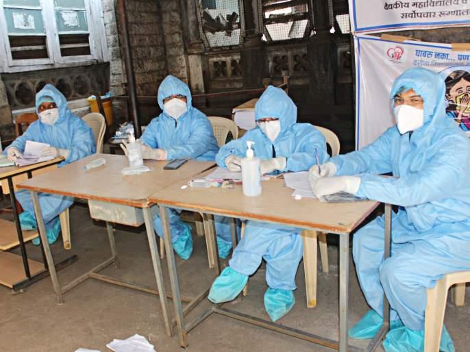 CoronaVirus: Investigation of Sangli citizens by WHO team | CoronaVirus : डब्ल्यूएचओच्या पथकाकडून सांगलीत नागरिकांची तपासणी