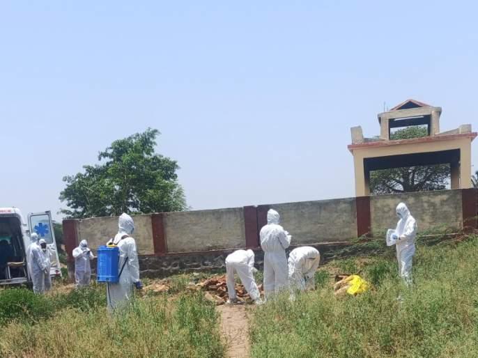 CoronaVirus Lockdown: Supervised Funeral in Home Quarantine | CoronaVirus Lockdown : होम क्वॉरंटाईनमध्ये मृत्यू झालेल्यावर देखरेखीखाली अंत्यसंस्कार