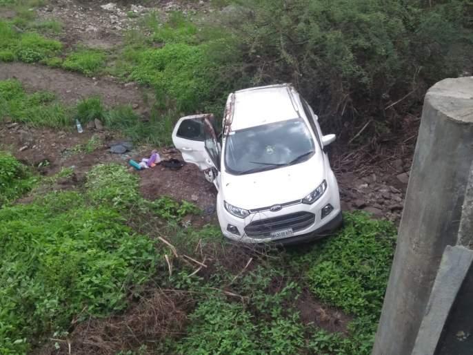 Two Aurangabad injured in accident at Pimplas (Ramache) | पिंपळस(रामाचे)येथील अपघातात औरंगाबादचे दोघे जखमी