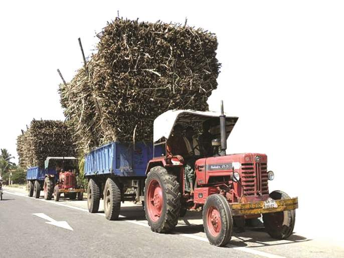 Increase in transportation costs of sugar factories in Ahmednagar district; The losses will increase | अहमदनगर जिल्ह्यातील साखर कारखान्यांच्या वाहतूक खर्चात वाढ; तोटा वाढणार