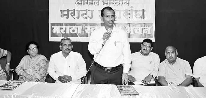 Action on 'Maha-e-Seva' centers for non-cooperation of Maratha proofs | मराठा दाखल्यांसाठी सहकार्य न करणाऱ्या 'महा-ई-सेवा' केंद्रांवर कारवाई : गिरी