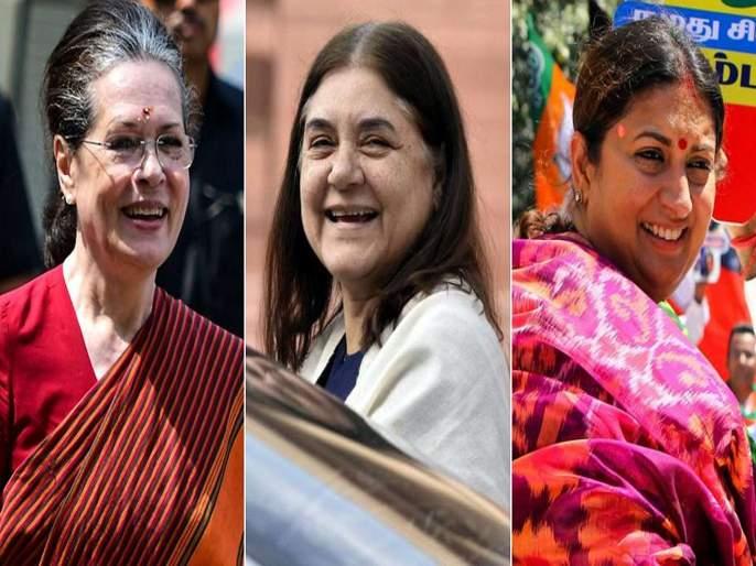Elections are held in 7 days due to women leaders | ७ महिला नेत्यांंमुळे गाजत आहेत अवधमधील निवडणुका