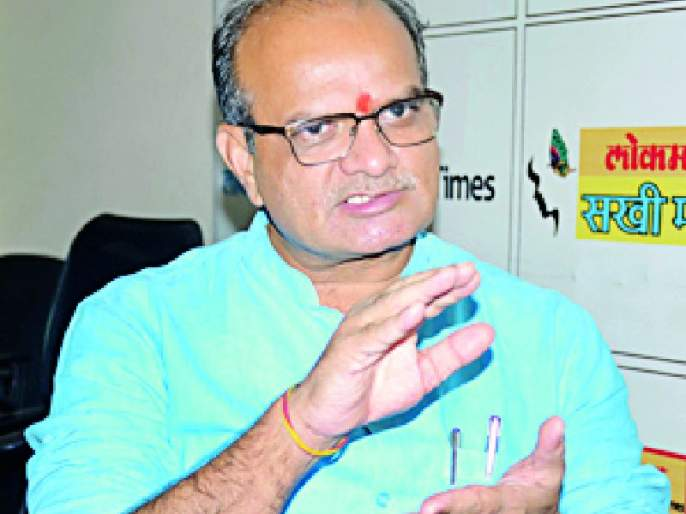 Maharashtra Election 2019 ; 'BJP refuses to give back to Sena at the time' | Maharashtra Election 2019 ; 'भाजपानुकूल मतदारसंघ ऐनवेळी सेनेला देणे नडले'