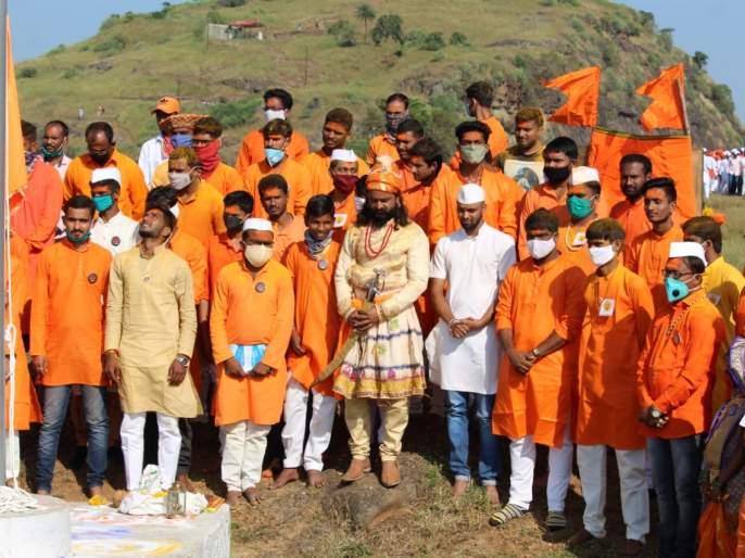 Dussehra Fort Festival at Fort Ramshej   किल्ले रामशेज येथे दसरा दुर्ग महोत्सव