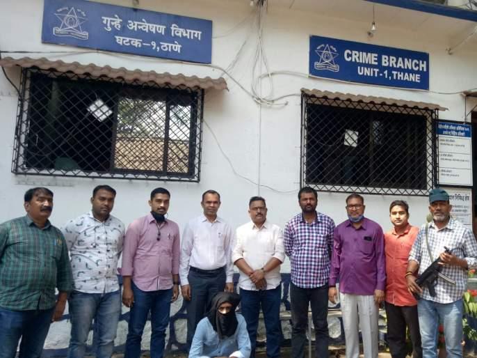 Uttar Pradesh govt announces Rs 50,000 reward for Rs 12 lakh robbery | उत्तरप्रदेश सरकारने ५० हजारांचे बक्षीस जाहीर केलेला १२ लाखांच्या दरोडयातील वॉन्टेड गुन्हेगार जेरबंद