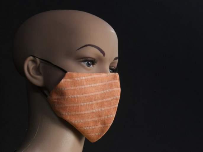 Use a mask otherwise we will be fined a thousand rupees!   मास्क वापरा अन्यथा हजार रुपये दंड करू!