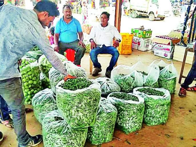 Expected price for farmers' sweat during the festival | सणासुदीत शेतकऱ्यांच्या घामाला अपेक्षित दाम