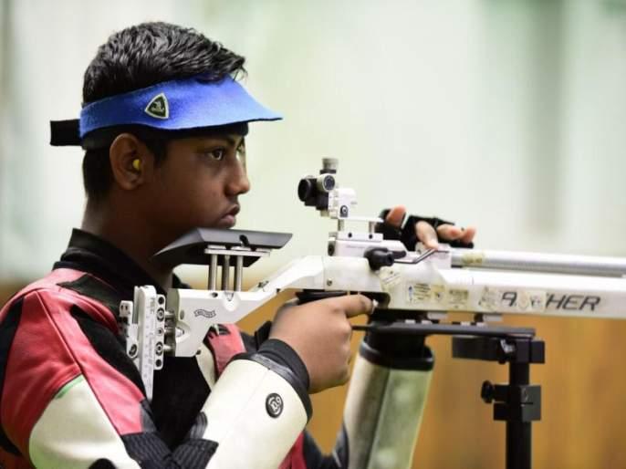 Nashik's Debjit Rai in National Shooting Team | नाशिकचा देबजित राय राष्ट्रीय नेमबाजी संघात