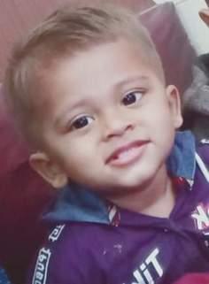 Child dies in collision | घंटागाडीच्या धडकेत बालकाचा मृत्यू