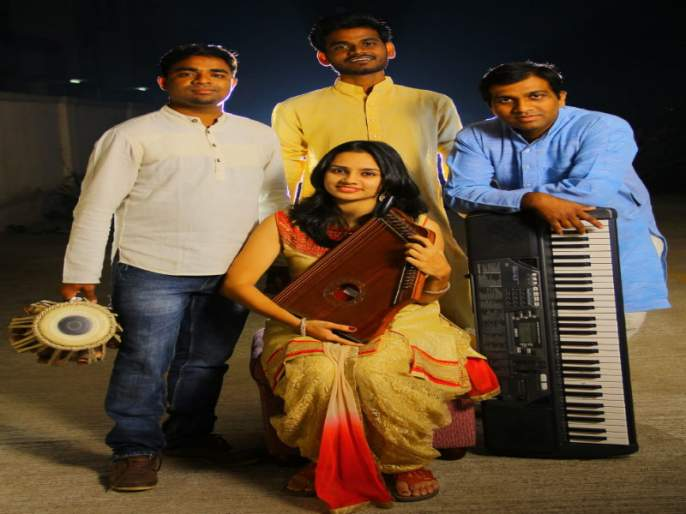 The selection of Pune's Kahen bands in the World Music Festival of France | फ्रान्सच्या जागतिक संगीत महोत्सवात पुण्याच्या 'केहेन' बँंडची निवड