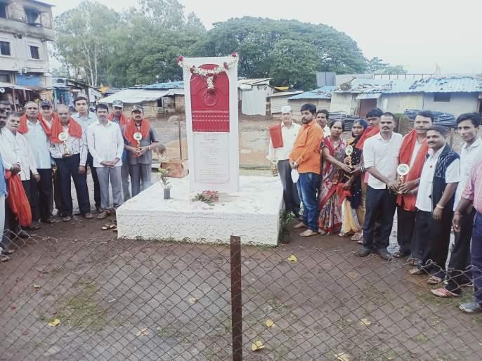 Celebration with Ex-Servicemen on Kargil Victory Day   कारगिल विजय दिनानिमित्त माजी सैनिकांसमवेत सत्कार