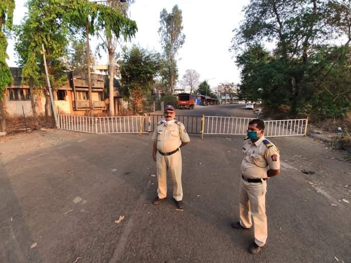 Bhaktipujanagar Restricted Area Order in Kolhapur | कोल्हापूरमधील भक्तिपुजानगर प्रतिबंधीत क्षेत्र आदेश मागे