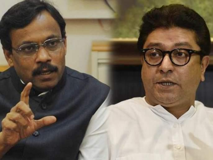 Lok Sabha elections 2019: BJP will exposed MNS by Video Proof   भाजपाही करणार 'लाव रे तो व्हिडीओ' म्हणत मनसेचा पर्दाफाश