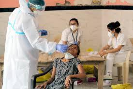 In Dindori taluka, 1444 patients overcame the corona | दिंडोरी तालुक्यात १४४४ रुग्णांची करोनावर मात