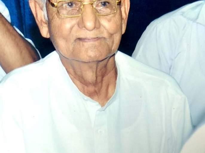 nashik,ohol,the,senior,leader,of,dalit,movement,passed,away | दलित चळवळीचे ज्येष्ठ नेते ओहोळ यांचे निधन