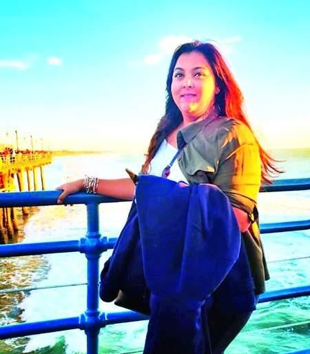 Nagpur girl in Hollywood | नागपूरकन्येची हॉलिवूडमध्ये 'एन्ट्री'