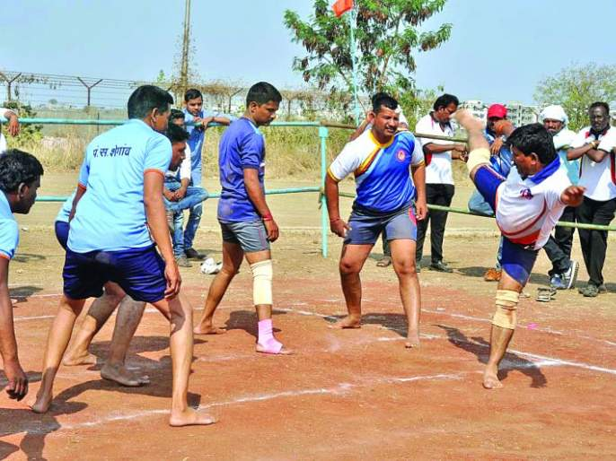 Buldana: Colored sports events in district sports complex | बुलडाणा: जिल्हा क्रीडा संकुलातरंगल्या क्रीडा स्पर्धा