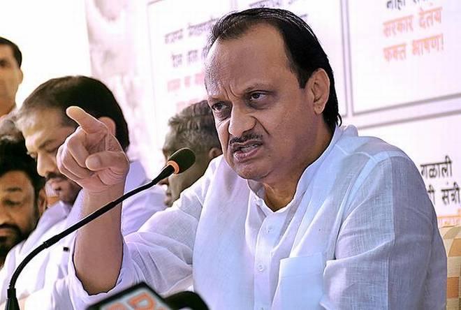 Maharashtra Election 2019: We played on different mother's lap - Ajit Pawar Reaction on Sushilkumar Shinde | Maharashtra Election 2019: आम्ही वेगवेगळ्या आईच्या मांडीवर खेळलोय - अजित पवार