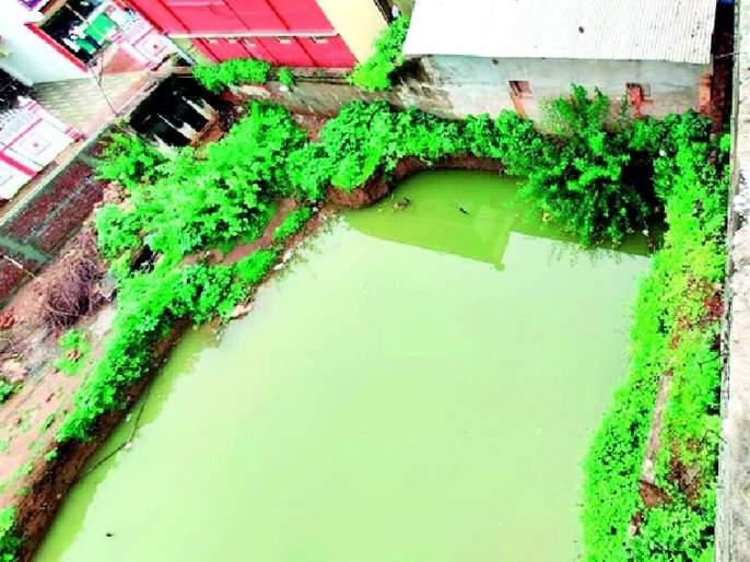 Affidavit should be submitted by the Collector regarding the 'pits' in Brahmapuri | ब्रह्मपुरीतील 'त्या' खड्ड्याबाबत जिल्हाधिकाऱ्यांनी द्यावे शपथपत्र