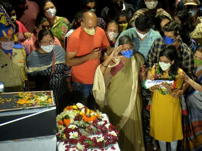 Nashik's son Nitin Bhalerao martyred in Naxal attack!   नक्षली हल्ल्यात नाशिकचे सुपुत्र नितीन भालेराव शहीद !
