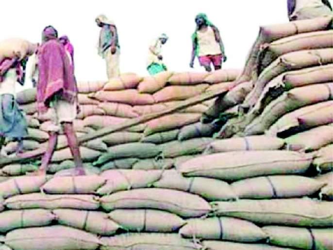 18000 metric tonnes of grain to the district | जिल्ह्याला १८ हजार मेट्रिक टन धान्य