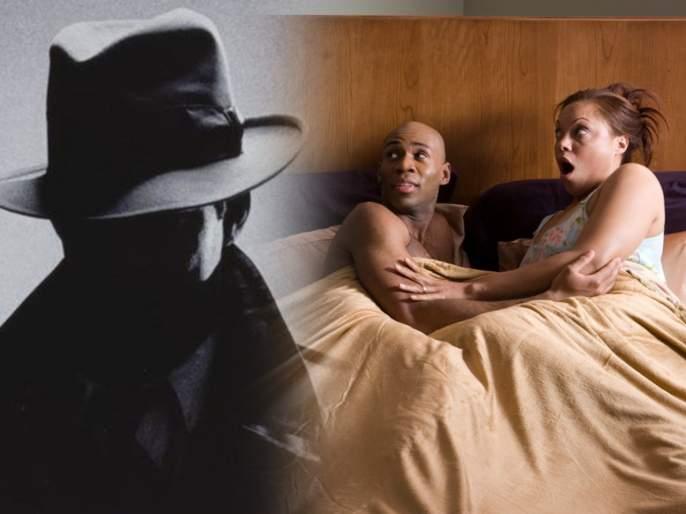 Woman hired a private detective to catch husband with sex worker | जोर का झटका! महिलेने खाजगी गुप्तहेर हायर केला अन् दगा देणाऱ्या पतीला रंगेहाथ पकडलं!