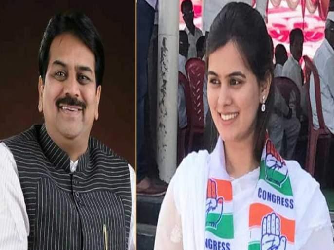 daughter Ankita loss due to Harshvardhan Patil's BJP entry | हर्षवर्धन पाटील यांचा भाजप प्रवेश कन्या अंकिताला भोवला