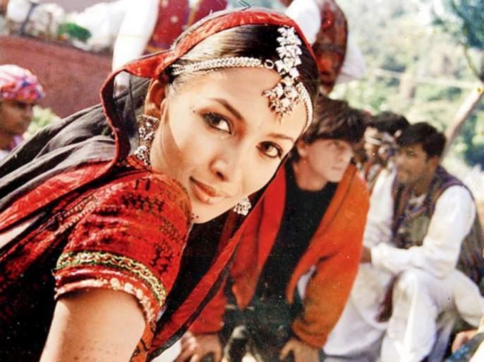 malaika arora shares shooting experience of dil se song chhaiya chhaiya   OMG! अशा अवस्थेत मलायका अरोराने पूर्ण केले होते 'छय्या छय्या'चे शूटींग!