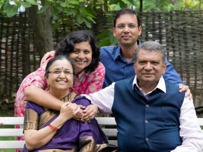 October 25 was Shital's birthday and November 27 was Vikas Amte's wedding anniversary | २५ ऑक्टोबरला शीतलच्या तर २७ नोव्हेंबरला विकास आमटे यांच्या लग्नाचा होता वाढदिवस
