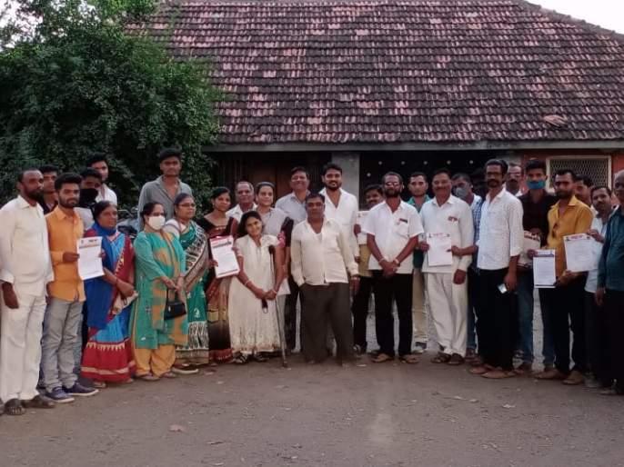 Various executives of Prahar Janshakti Party announced   प्रहार जनशक्ती पक्षाच्या विविध कार्यकारीणी जाहिर