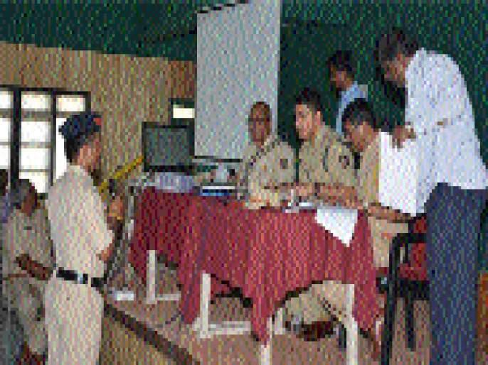 57 police personnel shift in Jalna district   जालना जिल्ह्यात ५७ पोलीस कर्मचाऱ्यांच्या बदल्या